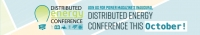 Distributed Energy Conference