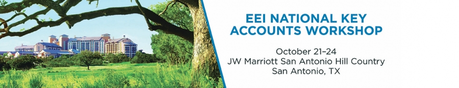 EEI-Fall National Key Accounts Workshop